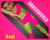 Heat Dance Line 4