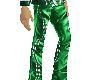 Green Alien! Pants