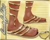 *h*Greek God Shoes*Gold*