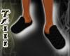 [TT]Black G house shoes