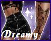 Witchy Tatoo Leather
