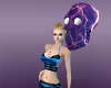 Anim Lightning Skull