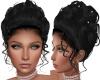 BRIDAL HAIR W/DIAMONDS