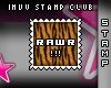 [V4NY] Stamp RAWR