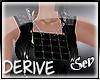 *S Derive Part Necklace