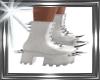 ! metalic boots
