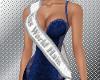 Miss World Haiti sash