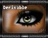 M!EyeMakeup+Lashes black
