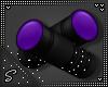 !!S Bullet Gauge Purple
