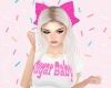 Pink Sugar Baby Bow