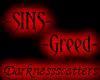 -SINS- Greed Portrait