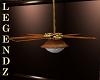 Wood Ceiling Fan/Light