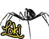 Black/White Spider Avi