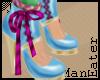 Hatter heels