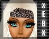 -Leopard Headband-