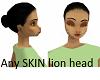 Oto's ALERT lion head F