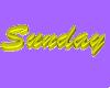 Sundays Child
