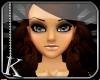 [K] Copper Chiyo Hair