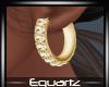 Summer Gold Earings