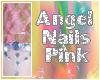 Angel Nails Pink
