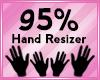 Hand Scaler 95%