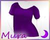 SS T-Shirt Purple