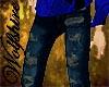 WS Skinny Blue Jeans (M)