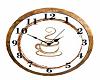 Coffee Shop Clock