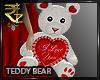 RA:Valentines Gift Teddy