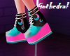 Neon Diva Platforms