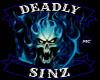 (SK) DeadlySinz Chaps M