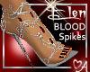 .a Elven Spikes Blood