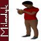 MLK Jayson Texting