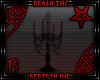 R  Satan's Kitten Lamp