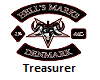 Hells Mark Treasurer F