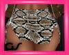 GS Snake Skin Skirt