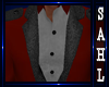 LS~FORMAL WEAR SUIT BURG