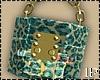 Fantasy Leopard Hand Bag