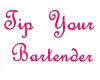 Bartender Flash Sign