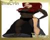 Black Flirt Gown