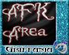 AFK Area Sign