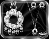 ! Full Silver Jewelry