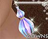 Chillian Earrings blue