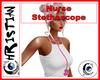 ~C~ Nurse Stethoscope 1