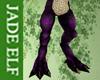 [JE] Purple Dragon Legs