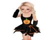 🎃 Pumpkin Dress KID