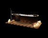 Brown Bathtub