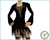 Witch Costume (Black)