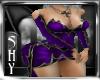 XXL Vampiress Purple