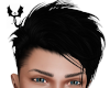 Noir Short Black Hair
